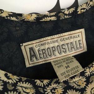Aeropostale Dresses - Aeropostale long maxi daisy sundress 🌻